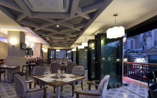 İnnpera Hotel Taksim'de 2 Kişi 1 Gece Konaklama Keyfi!