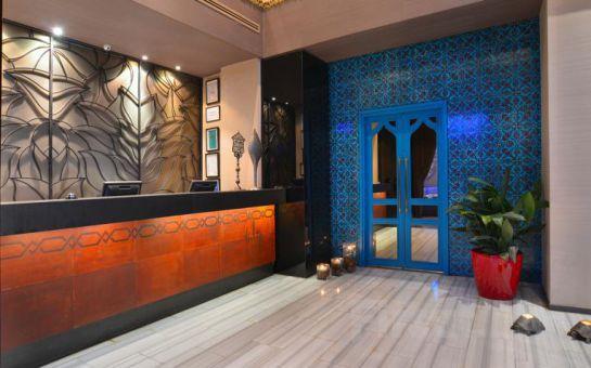 Taksim Pera Tulip Hotel'de 1 Gece Konaklama, Kahvaltı Ve Spa Keyfi!