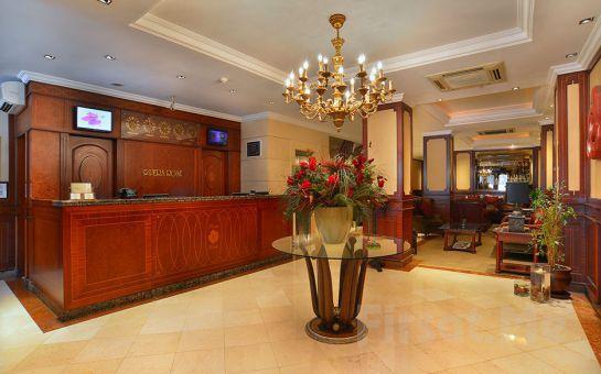 Pera Rose Hotel'de 2 Kişilik Kahvaltı Dahil Konaklama ve Spa Keyfi