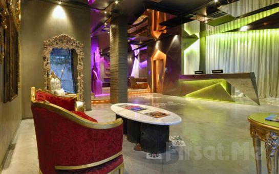 Taksim Pera Tulip City Hotel'de 1 Gece Konaklama , Kahvaltı Ve Spa Keyfi