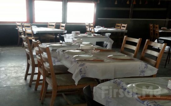 Kartepe Green Park Oteli Yörük Çadırı Cafe'de Leziz Serpme Kahvaltı Menüsü