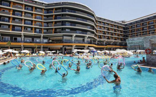 Ces Travel'dan 19 Mayıs'a Özel 5 Yıldızlı The İnn Resort&Spa Alanya'da Ultra Herşey dahil Konaklama Paketi!