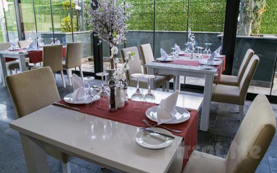 5 *'lı Qua Hotel Atatürk Airport Bağcılar'da Anneler Gününe Özel Açık Büfe Kahvaltı!