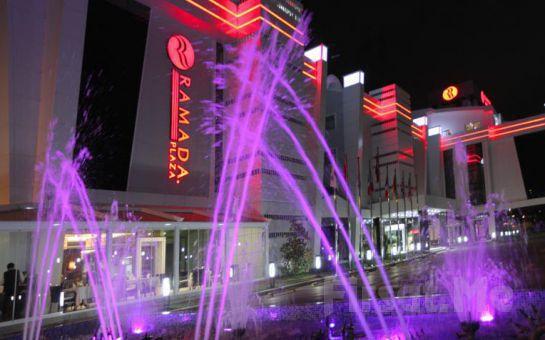 5* Ramada Plaza İzmit'de 2 Kişi 1 Gece Konaklama ve Spa Keyfi, Kahvaltı Seçeneğiyle!