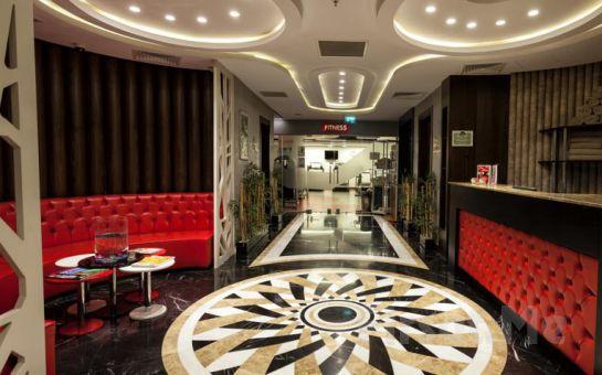 5* Ramada Plaza İzmit'de 2 Kişi 1 Gece Konaklama ve Spa Keyfi, Kahvaltı Seçeneğiyle