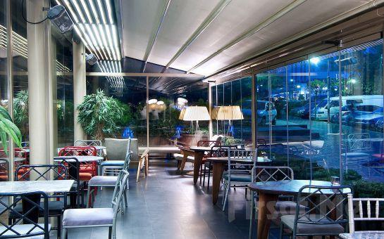 The Marmara Şişli'de 2 Kişi 1 Gece Konaklama ve Kahvaltı Keyfi!