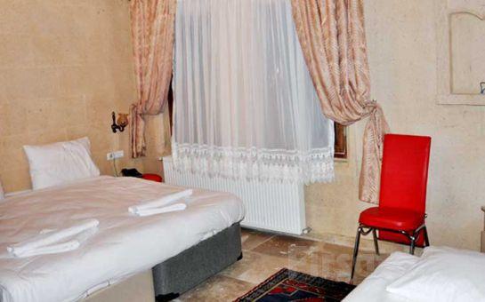 Arno Valley Hotel'de 2 Kişi 1 Gece Konaklama + Kahvaltı, İçki Dahil Akşam Yemeği Seçeneğiyle Kapadokya Tatil Fırsatı!