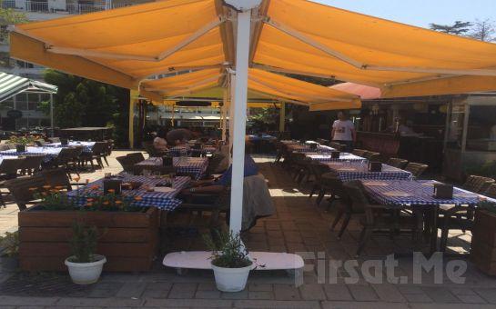 Büyükada Orası Burası Restaurant'ta Adadan İstanbul Manzarası Eşliğinde Kahvaltı Keyfi
