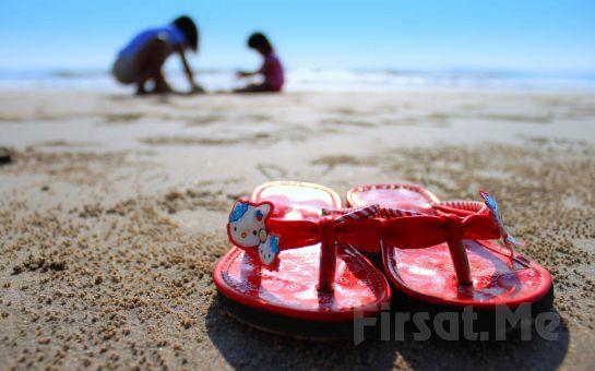 Kumburgaz Ronax Hotel'de Tüm Gün Plaj Kullanımı, Şezlong, Öğle Yemeği, 1 Adet Meşrubat Fırsatı