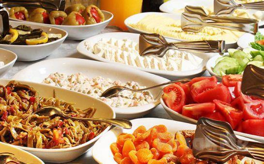 Deniz Manzaralı Zeytinburnu Panorama Otel'de Konaklama, Kahvaltı Keyfi