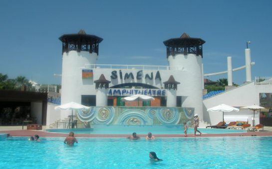 Kemer Simena Tatil Köyü'nde Ultra Her Şey Dahil Erken Rezervasyon Konaklama Fırsatı!