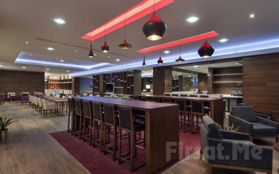 Hampton By Hilton Kayaşehir Otel'de Konaklama, Kahvaltı Keyfi