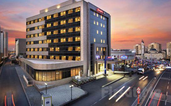 Hampton By Hilton Kayaşehir Otel'de Konaklama + Kahvaltı Keyfi!