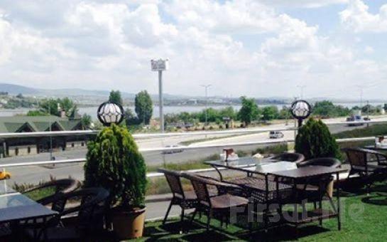 Gölbaşı'nda Göl Seyir Restaurant'ta Nefis Manzara Eşiliğinde İftar Menüleri