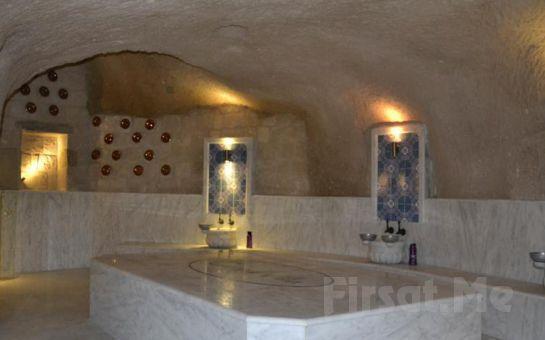 Ürgüp Cappa Villa Cave Hotel ve Spa'da İki Kişilik Odada 1 Gece Konaklama, Kahvaltı, Açık Havuz Kullanımı ve Balon Turu!