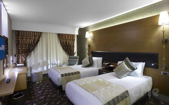 İstanbul Gönen Hotel'de 2 Kişi 1 Gece Konaklama Keyfi, Kahvaltı Seçeneğiyle!