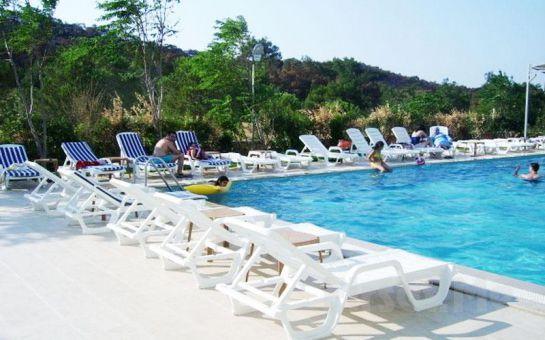 Ayvalık Mia Toka Otel'de Çift Kişi Denize Sıfır Her Şey Dahil Konaklama Keyfi!