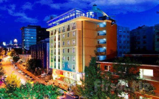 Ramazan Ayında Sevdiklerinizle İftar Keyfi İçin Midas Otel'de Leziz İftar Menüleri!