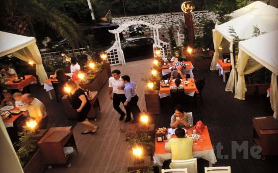 Rumeli Kavağı Beykonağı Restaurant'ta Leziz Kuzu Çevirme İftar Menüsü