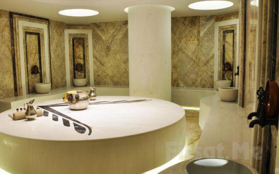 Şişli Veyron & Spa Hotels'de 2 Kişi 1 Gece Konaklama Keyfi, Kahvaltı Seçeneğiyle!