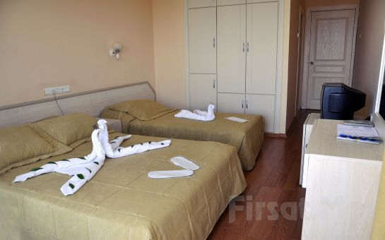 Egeria Park Hotel Kuşadası'nda Herşey Dahil Konaklama Keyfi