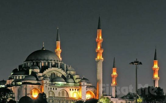 Seatunbul Travel ile Haftanın Her Günü 4 Saatlik İstanbul Şehir Turu!