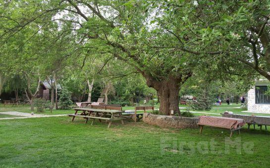 Polenezköy Şehri Sefam'da Doğa İçerisinde Leziz İftar Yemeği Seçenekleri!
