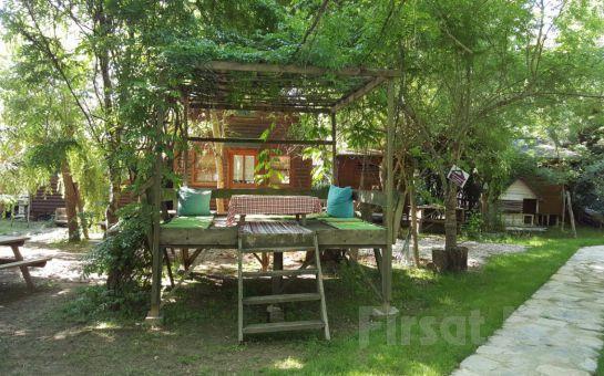Polenezköy'ün Yanı Başı Şehri Sefam'da Bakır Sahanda Menemen Eşliğinde Serpme Köy Kahvaltısı!
