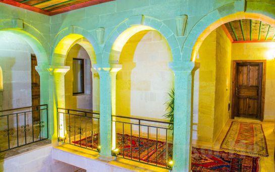 Göreme Historical House Hotel'de 2 Kişi 1 Gece konaklama ve kahvaltı Keyfi
