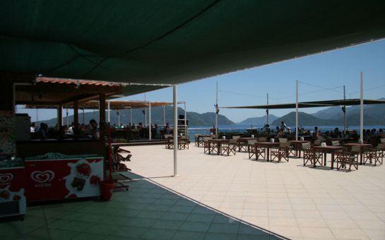 Marmaris Aqua Dream Water Park Tepe Restaurant'ta Serpme Kahvaltı, Leziz Yemek veya Şarap Menü Fırsatları!
