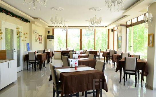 Doğanın Kalbi Ağva Asmalı Garden Butik Hotel'de Açık Büfe Kahvaltı Keyfi