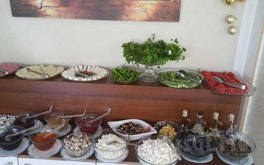Doğanın Kalbi Ağva Asmalı Garden Butik Hotel'de Açık Büfe Kahvaltı Keyfi!