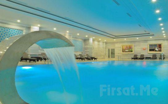 Sarıçamlar Turizm ile 5*The Ness Thermal Otel Konaklamalı Havuz Keyfi ve Menekşe Yaylası-Çilek Safari Turu