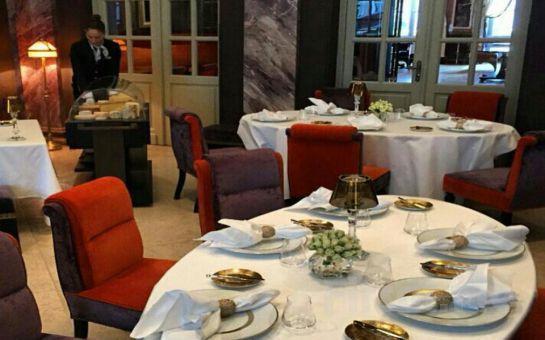 Sirkeci Constantine's Ark Restaurant'ta İçki Dahil Leziz Yemek Menüleri