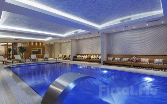 Doubletree By Hilton İstanbul Tuzla'da 2 Kişilik Odalarda 1 Gece Konaklama , Kahvaltı , Silver Süt Banyosu Paketi Veya Gold Masaj Paketi Seçeneğiyle!
