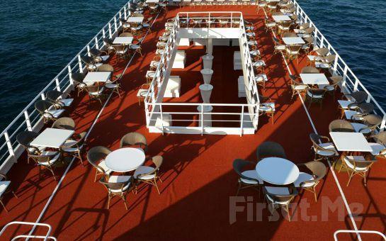 Lüfer Tekneleri ile Rehber Eşliğinde ADALAR TURU, Açık Büfe Yemek Seçeneği ile!