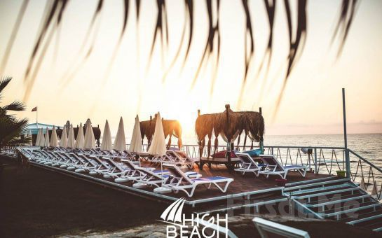 Kilyos High Beach Club'da LİNET Konseri