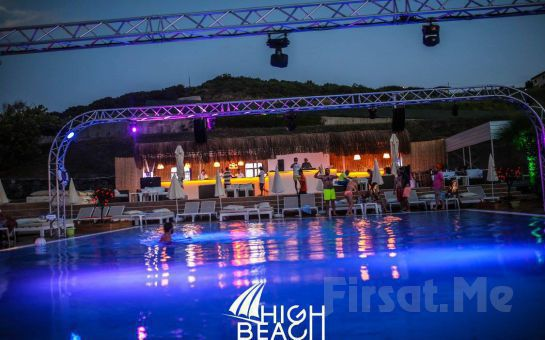 Kilyos High Beach Club'da LİNET Konseri!