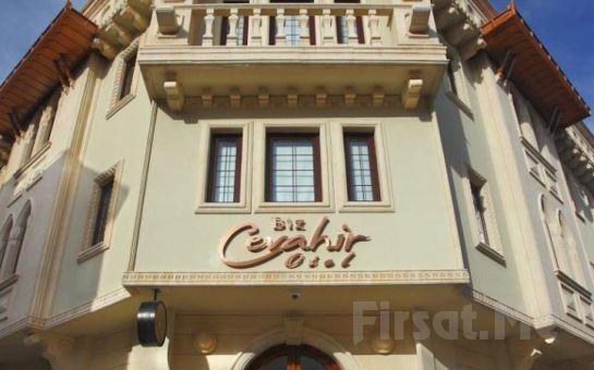 Sultanahmet'in Kalbinde Konforun Adresi Biz Cevahir Hotel'de Kahvaltı Dahil 2 Kişi 1 Gece Konaklama Ayrıcalığı ve Kahvaltı
