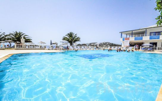 Denize Sıfır Club Blue White Bodrum'da Herşey Dahil Tatil Keyfi