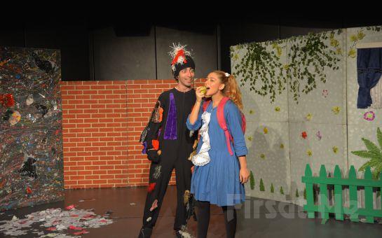 Birdirbir Çocuk Tiyatrosu'ndan Cevahir AVM Fun Lab Çocuk Sahnesi'nde MİKROP İLE KÖPÜK Tiyatro Oyunu