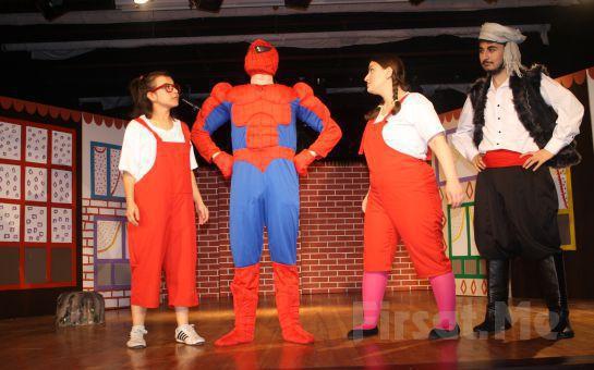 Birdirbir Çocuk Tiyatrosu'ndan Cevahir AVM Fun Lab Çocuk Sahnesi'nde HAYAL PANAYIRI Tiyatro Oyunu