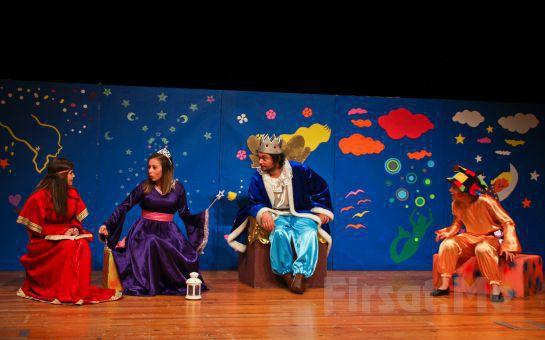 """1001 Sanat'tan """"RÜYALAR ÜLKESİ"""" Tiyatro Oyunu!"""