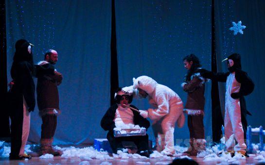 1001 Sanat'tan KUTUP MASALI Tiyatro Oyun Bileti