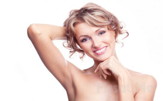 Da Vinci Clinic Nişantaşı'ndan Laser ile Koltuk Altı veya Genital Bölge Beyazlatma Uygulaması