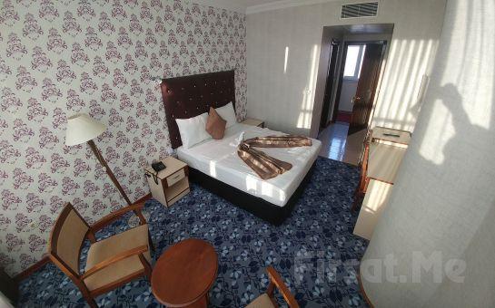 Ankara Laçin Park Otel Etimesgut'da Tek Gece Konaklama ve Kahvaltı keyfi