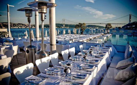 Suada Club'da Hafta Sonlarına Özel Serpme Kahvaltı Keyfi
