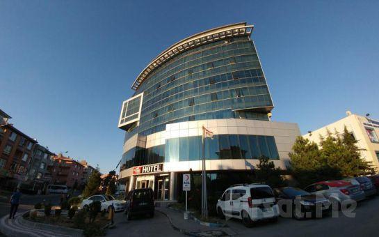 Etimesgut Laçin Park Otel'de Hafta Sonlarına Özel Açık Büfe Kahvaltı Keyfi!