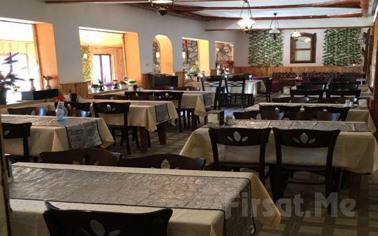 Kartalkaya Grand Baysal Otel'de 2 Kişi 1 Gece Konaklama, Kahvaltı, Akşam Yemeği Keyfi