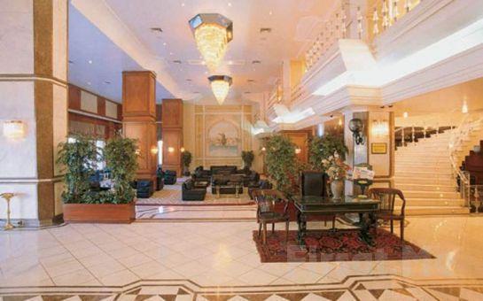 Akgün İstanbul Hotel Topkapı'da 2 Kişi 1 Gece Konaklama Keyfi, Kahvaltı Seçeneğiyle